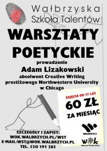 warsztaty poetyckie aktualnosci