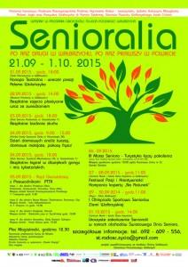 Senioralia 2015